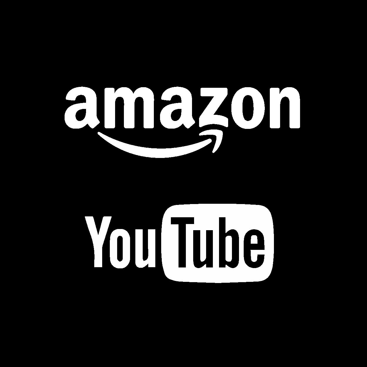 amazon youtube logo
