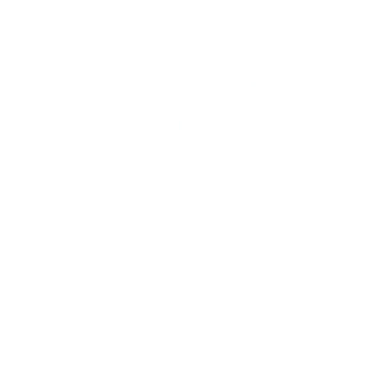 programming for robots