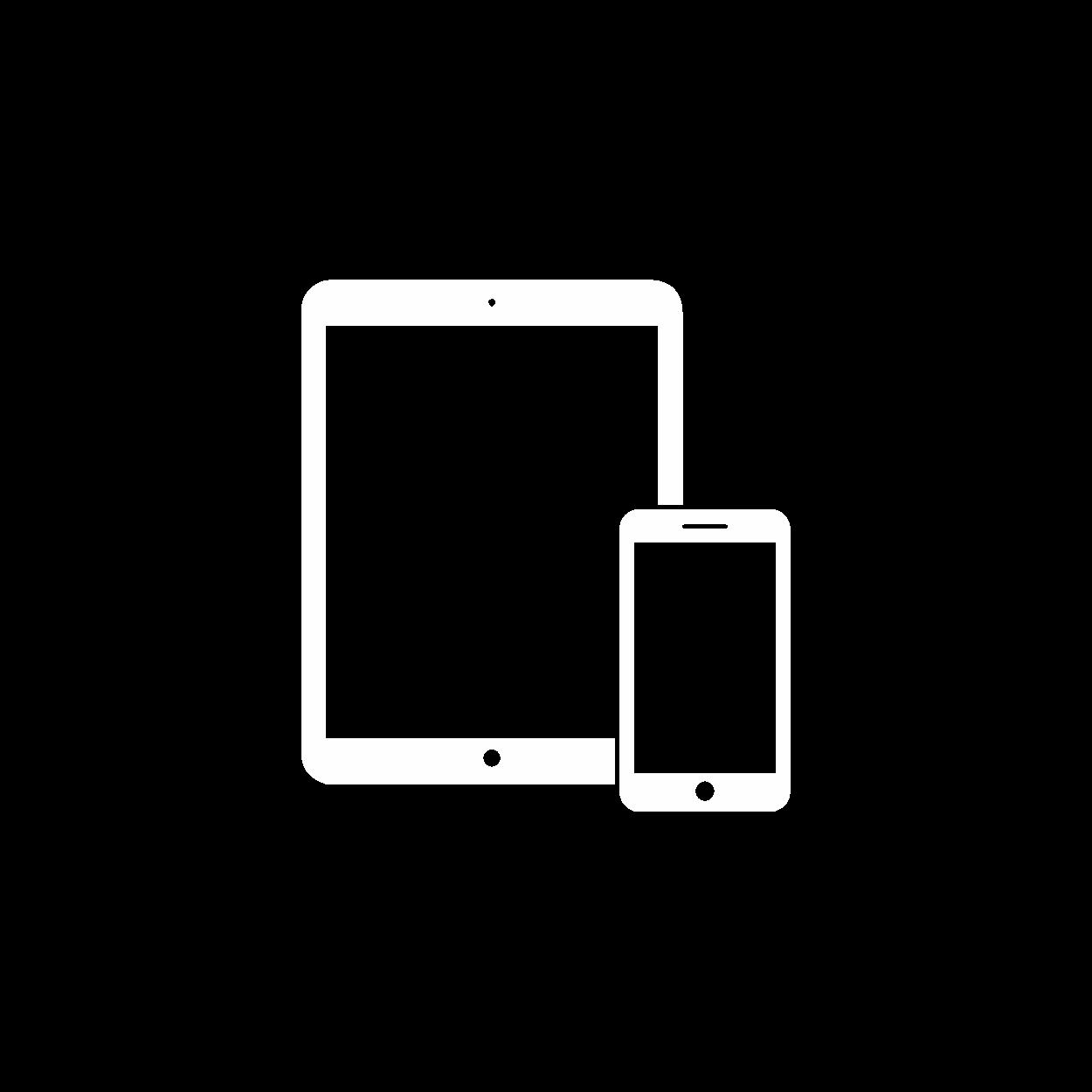 smart phone iphone tablet ipad