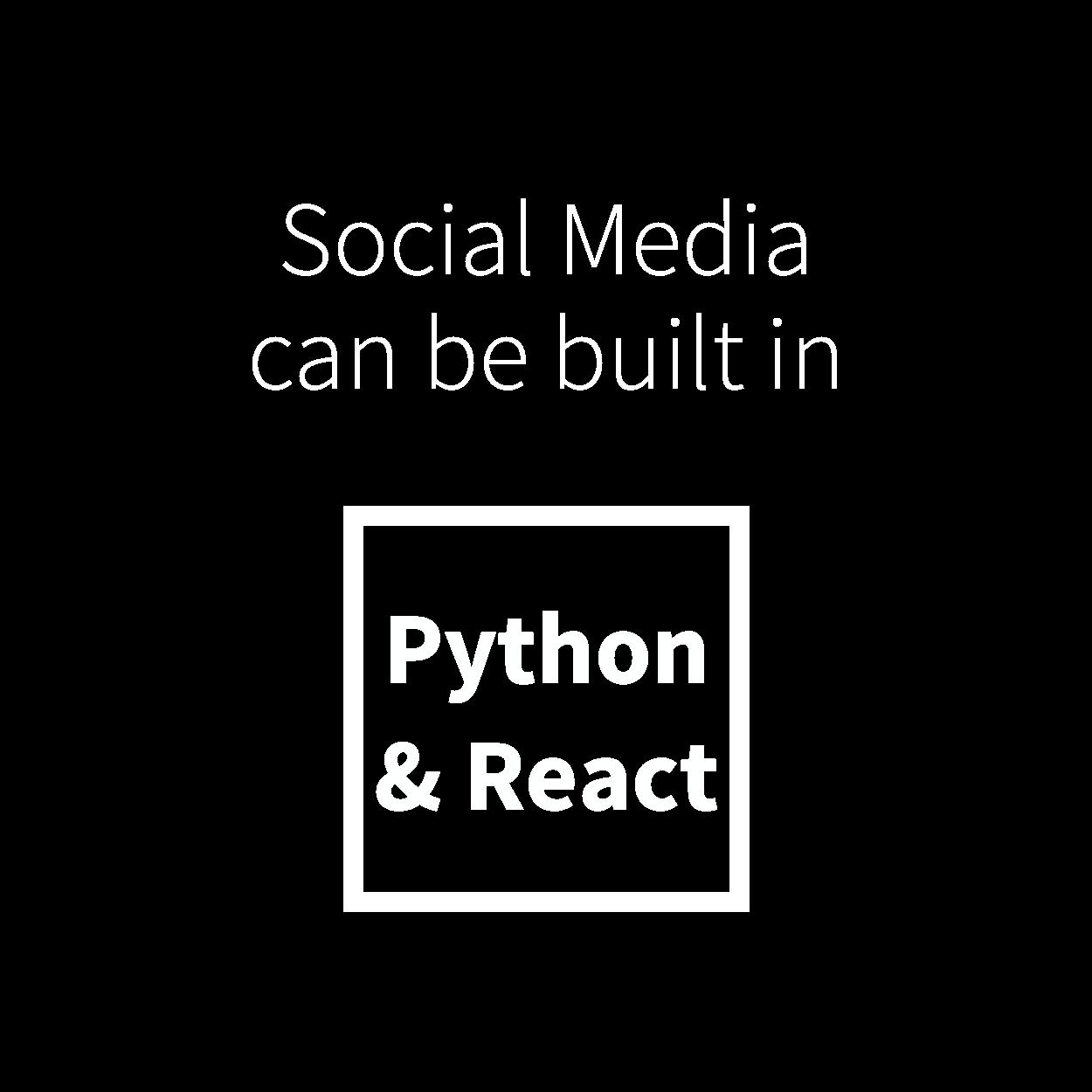 programming for social media